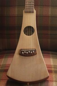 Komar 022314 Travel Guitar
